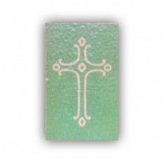 Резиновый штамп Cross, Hampton Art, VW0061-3