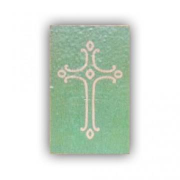 Купить Резиновый штамп Cross, Hampton Art, VW0061-3