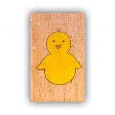 Резиновый штамп Chick, Hampton Art, VW0061-2