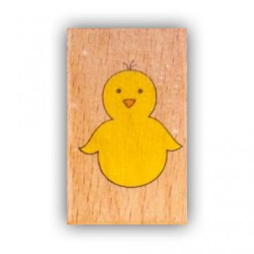 Купить Резиновый штамп Chick, Hampton Art, VW0061-2