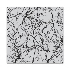 Резиновый штамп Branches Bold Prints, Hero Arts, CG683