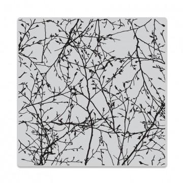 Купить Резиновый штамп Branches Bold Prints, Hero Arts, CG683
