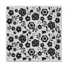 Резиновый штамп Floral Bold Prints by Lia, Hero Arts, CG678