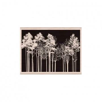 Купить Резиновый штамп Forest Background, Hero Arts, K6142