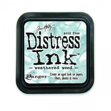 Купить Штемпельная подушечка Distress Weathered Wood, Ranger, TIM20257