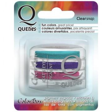 Купить Чернила ColorBox® Queties – Hip, Clear Snap