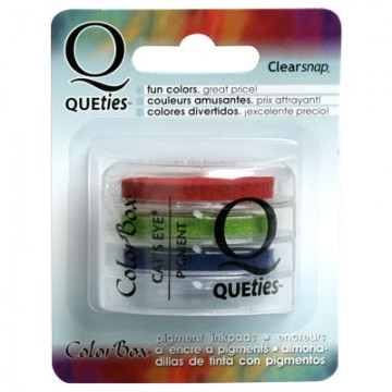 Купить Чернила ColorBox® Queties – Party, Clear Snap