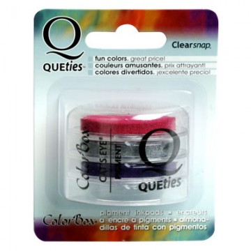 Купить Чернила ColorBox® Queties – Passion, Clear Snap