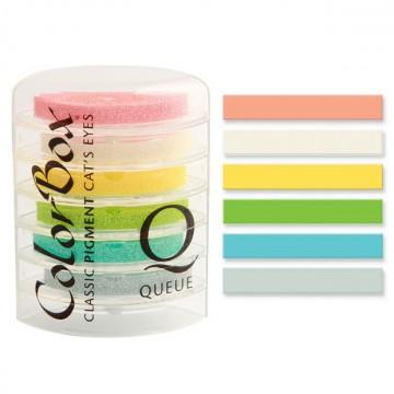 Купить Чернила ColorBox Cat's Eye® Queue® – Rainbow Sherbert, Clear Snap