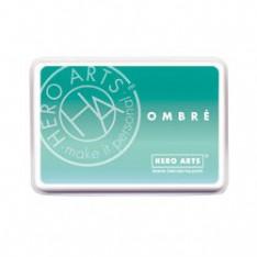 Чернило для штампинга Ombre Mint To Green, Hero Arts, AF310