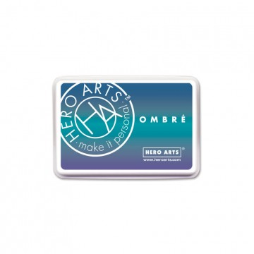 Купить Чернило для штампинга Ombre Mermaid, Hero Arts, AF365