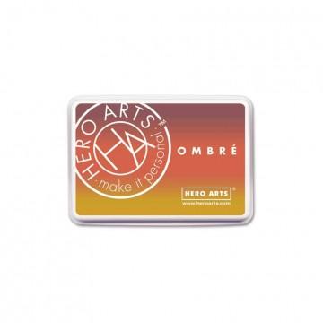 Купить Чернило для штампинга Ombre Autumn, Hero Arts, AF366