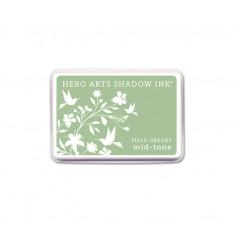 Чернило для штампинга Field Greens, Hero Arts, AF210