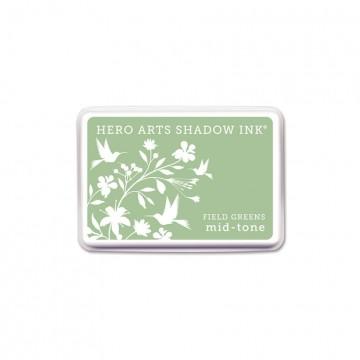 Купить Чернило для штампинга Field Greens, Hero Arts, AF210