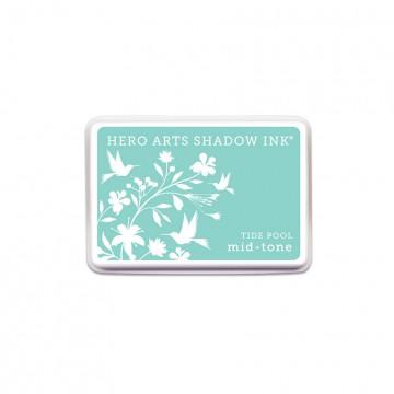 Купить Чернило для штампинга Tide Pool, Hero Arts, AF223