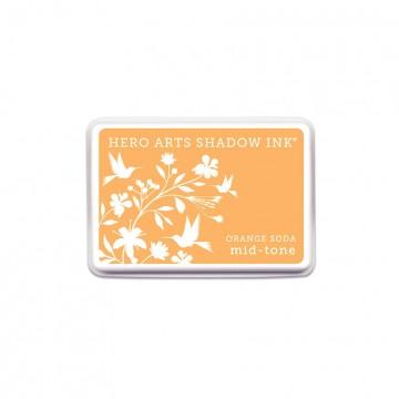 Купить Чернило для штампинга Orange Soda, Hero Arts, AF224