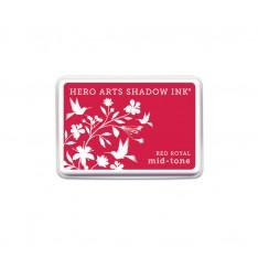 Чернило для штампинга Red Royal, Hero Arts, AF225