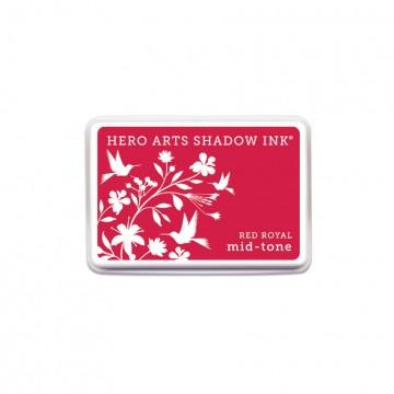 Купить Чернило для штампинга Red Royal, Hero Arts, AF225