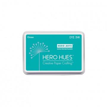 Купить Чернило для штампинга Ocean, Hero Arts, AF216