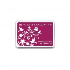 Чернило для штампинга Raspberry Jam, Hero Arts, AF228