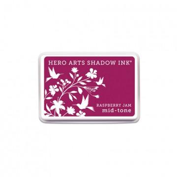 Купить Чернило для штампинга Raspberry Jam, Hero Arts, AF228