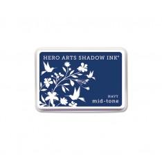 Чернило для штампинга Navy, Hero Arts, AF234
