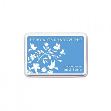 Купить Чернило для штампинга Cornflower, Hero Arts, AF235