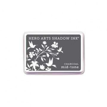 Купить Чернило для штампинга Charcoal, Hero Arts, AF236