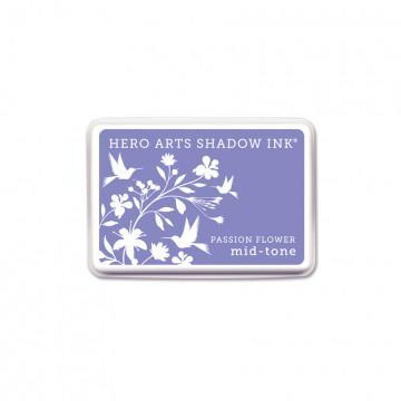 Купить Чернило для штампинга Passion Flower, Hero Arts, AF243