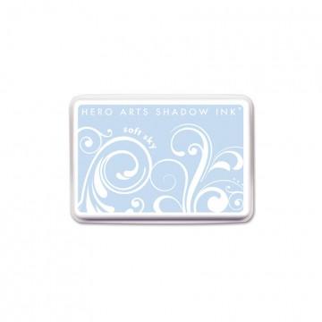 Купить Чернило для штампинга Soft Sky, Hero Arts, AF244