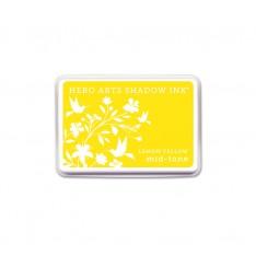 Чернило для штампинга Lemon Yellow, Hero Arts, AF261