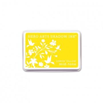 Купить Чернило для штампинга Lemon Yellow, Hero Arts, AF261