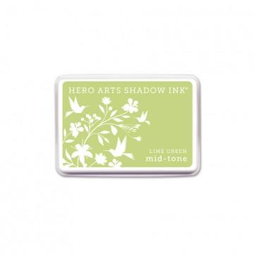 Купить Чернило для штампинга Lime Green, Hero Arts, AF262