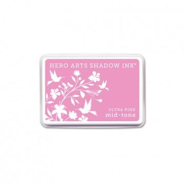 Купить Чернило для штампинга Ultra Pink, Hero Arts, AF263