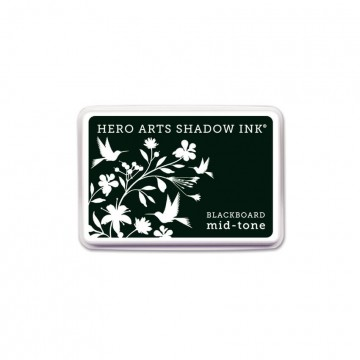 Купить Чернило для штампинга Blackboard, Hero Arts, AF272