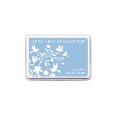Чернило для штампинга Dusty Blue, Hero Arts, AF314