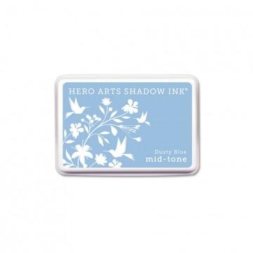 Купить Чернило для штампинга Dusty Blue, Hero Arts, AF314