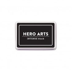 Чернило для штампинга Intense Black, Hero Arts, AF345