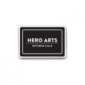 Купить Чернило для штампинга Intense Black, Hero Arts, AF345