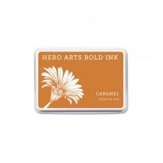 Чернило для штампинга Caramel, Hero Arts, AF332
