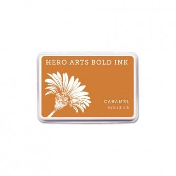 Купить Чернило для штампинга Caramel, Hero Arts, AF332