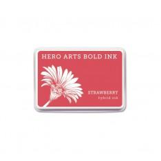 Чернило для штампинга Strawberry, Hero Arts, AF334