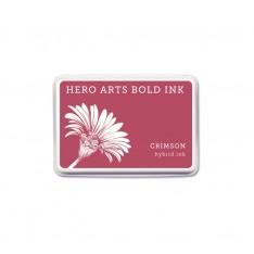 Чернило для штампинга Crimson, Hero Arts, AF335
