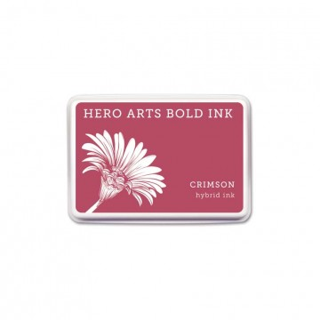 Купить Чернило для штампинга Crimson, Hero Arts, AF335
