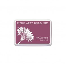 Чернило для штампинга Mulled Wine, Hero Arts, AF336