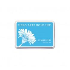 Чернило для штампинга Summer Sky, Hero Arts, AF338