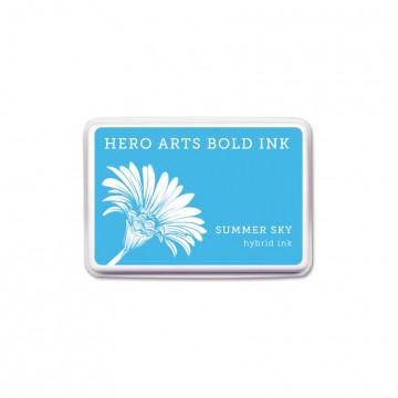 Купить Чернило для штампинга Summer Sky, Hero Arts, AF338