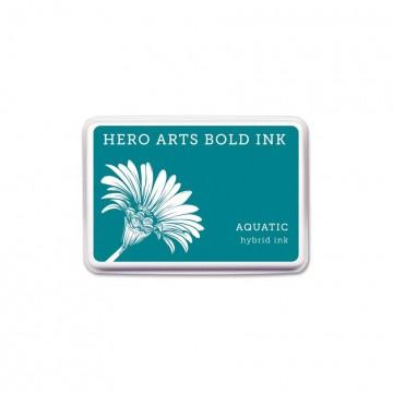 Купить Чернило для штампинга Aquatic, Hero Arts, AF339