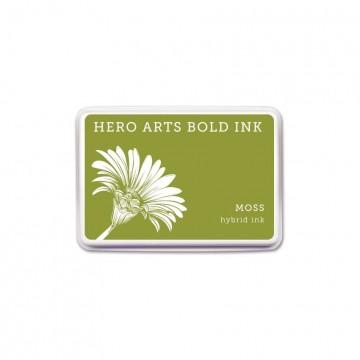 Купить Чернило для штампинга Moss, Hero Arts, AF343