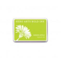 Чернило для штампинга Green Apple, Hero Arts, AF344